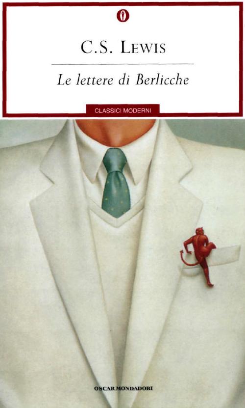 LE LETTERE DI BERLICCHE - Clive Staples Lewis